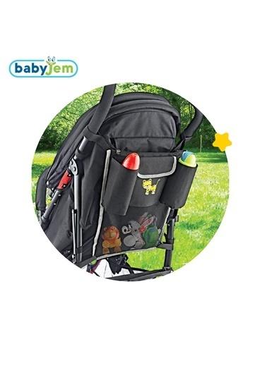 Baby Jem Bebek Arabası Organizatörü Renkli